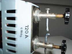 Transformator Hochstrom