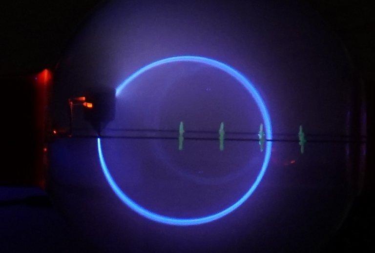spezifische Ladung Elektron